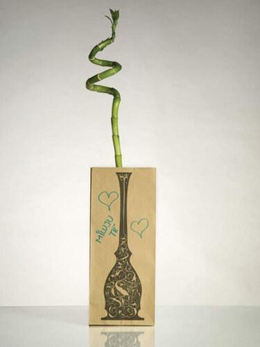 Wielgus Henry - Papírová váza