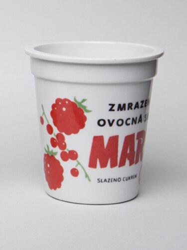Pelechová Eva - Porcelánový kelímek- Mary ovoce