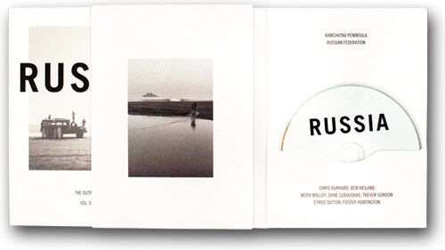 Russia (The Outpost Volume 1) Surfaccessoires