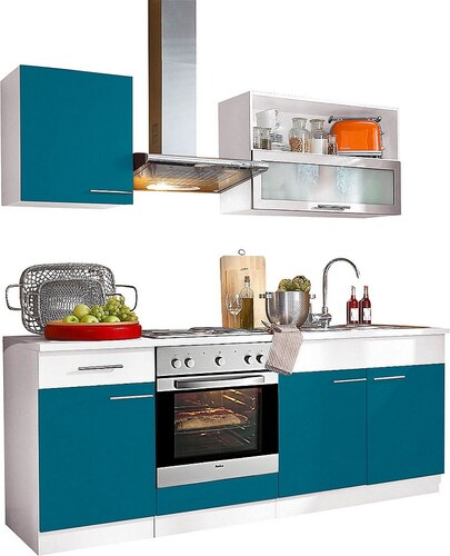 Küchenzeile »Ahus««, Breite 210 cm