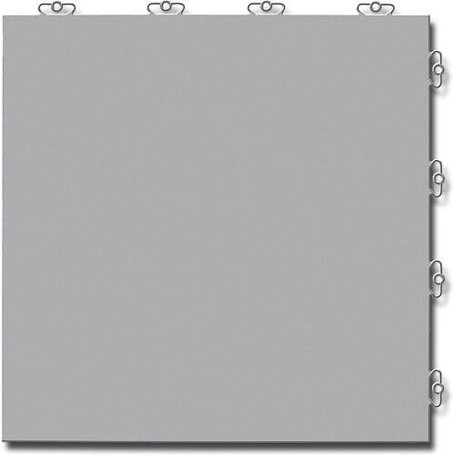 Bodenplatten-Set: »Kunststofffliese Elite grau«