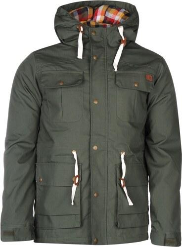 Zimní bunda Lee Cooper pán. zelená M - Glami.cz a54760d0e3e