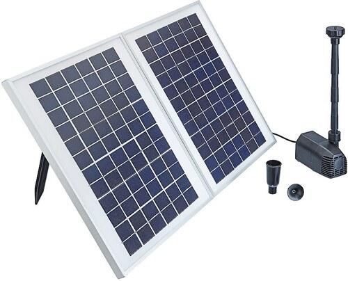 Solarteichpumpe »Pontec PondoSolar 1600«