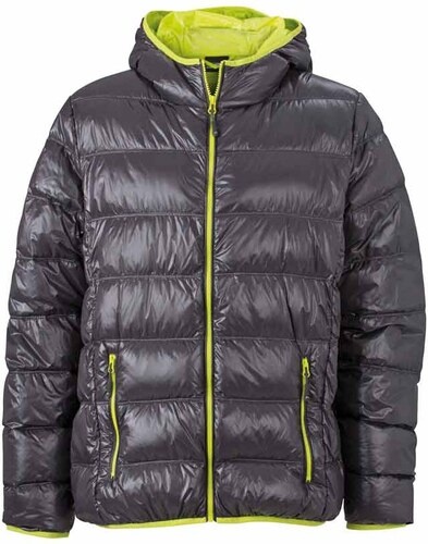 Pánska prešívaná zimná bunda - Glami.sk 98fc85e9fee