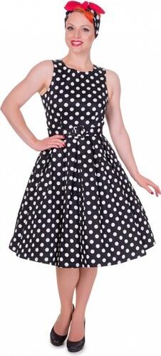 c6ec748a31d Dolly and Dotty retro šaty Annie s puntíky