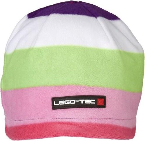 44f7a321906 LEGO® wear Dívčí zimní čepice Aston - barevná - Glami.cz