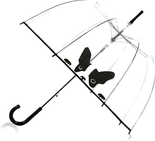 4LCK Átlátszó esernyő Rainy Dog - Glami.hu a98c98e887