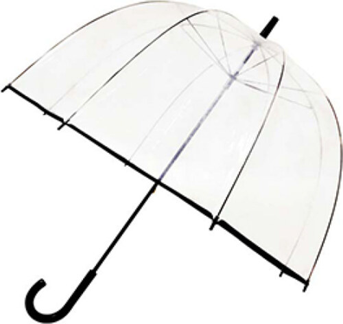 Tom Fekete átlátszó esernyő Line - Glami.hu ec33e1b757