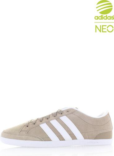 5916156aa08 adidas NEO Pánské světle hnědé tenisky ADIDAS Caflaire - Glami.cz