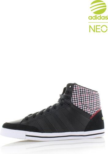 adidas NEO Pánské černé kotníkové tenisky ADIDAS Cacity Mid - Glami.cz 79b0360f9a