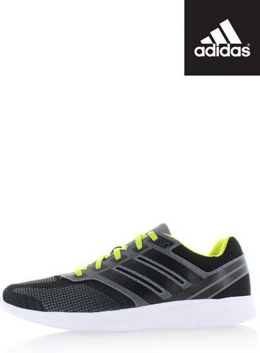 -25% adidas PERFORMANCE Pánské černo-šedé tenisky ADIDAS Lite Pacer 3M bd0607c9b4