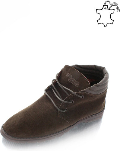 Dude Shoes Pánské čokoládové boty Pasione - Glami.cz 3d3c058fc7