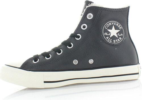 Converse Dámské šedé vysoké tenisky Chuck Taylor All Star Seasonal ... a7e6b19f12