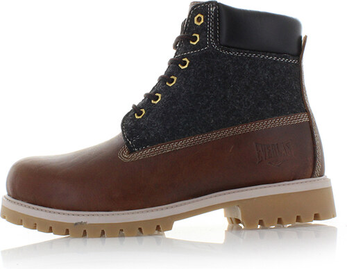 Szürke-barna férfi cipő Everlast EV1000 - Glami.hu 0fa3e80665