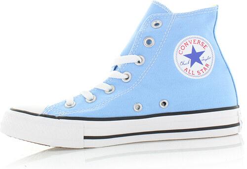 Converse Dámske svetlomodré vysoké tenisky Chuck Taylor All Star ... 24f977a3eb