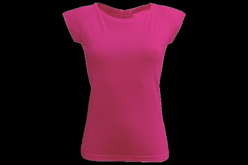 70b70d3dcf Continental Clothing Dámské bambusové tričko růžové - Velikost oblečení pro  dospělé  M