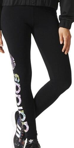 65f50a8597e2 ADIDAS Legíny Adidas Linear Leggings black - Glami.cz