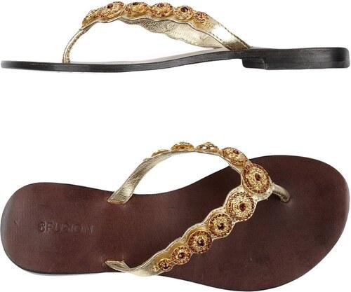 Chaussures - Sandales Entredoigt De Fusion Cb BYdYLq