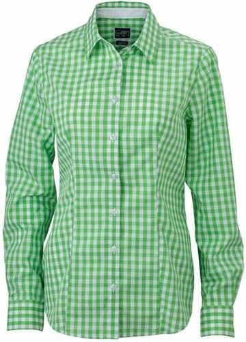 8227e4b5e822 James   Nicholson Dámska kockovaná košeľa
