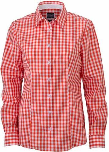47a1f62539fb James   Nicholson Dámska kockovaná košeľa
