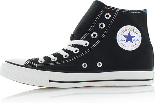 Converse Dámské černé vysoké tenisky Chuck Taylor All Star - Glami.cz 9166d0163c