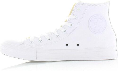 Converse Pánské bílé vysoké tenisky Chuck Taylor All Star - Glami.cz b08b349a2d