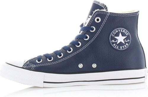 9c28ff0d99e Converse Pánské tmavě modré vysoké tenisky Chuck Taylor All Star ...