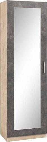 Garderobenschrank »Meran«, mit Spiegel