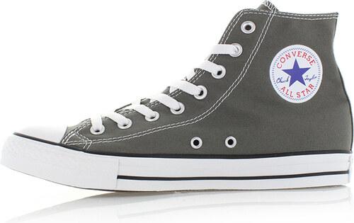 Converse Pánské šedé vysoké tenisky Chuck Taylor All Star - Glami.cz e501825cdfa