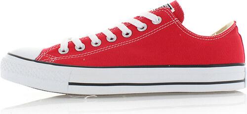 c2beccd60524 Converse Dámske červené nízke tenisky Chuck Taylor All Star - Glami.sk