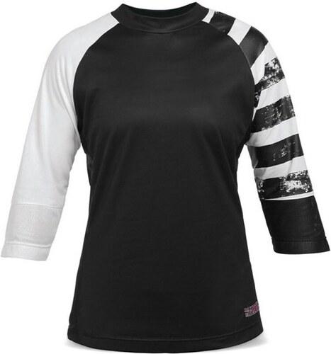 Dakine BMX   Skate oblečení cyklodres - Womens Xena 3 4 Jersey Black (003)  Dakine 549e599efd