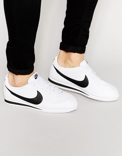 Nike - Cortez 749571-100 - Baskets en cuir - Blanc cum82emF