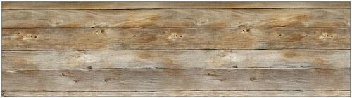 Küchenrückwand - Spritzschutz »profix«, Holz, 220x60 cm