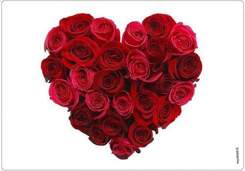 Spritzschutz »pop«, Valentine, 59x41 cm
