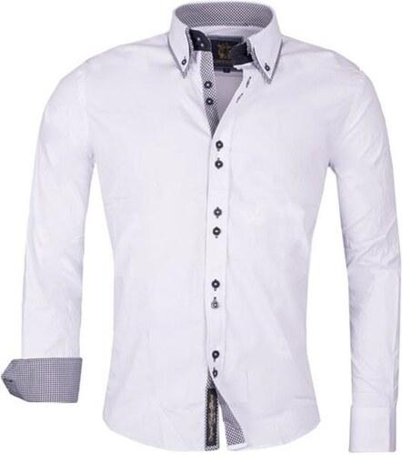 CARISMA košile pánská 8260 dlouhý rukáv slim fit - Glami.cz 8df832f9e9