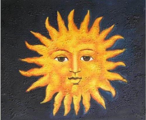 Obraz - Sluníčko