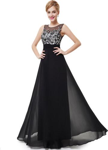 Ever Pretty plesové a společenské šaty HE08428 černá XXL - Glami.cz 8afae130d9