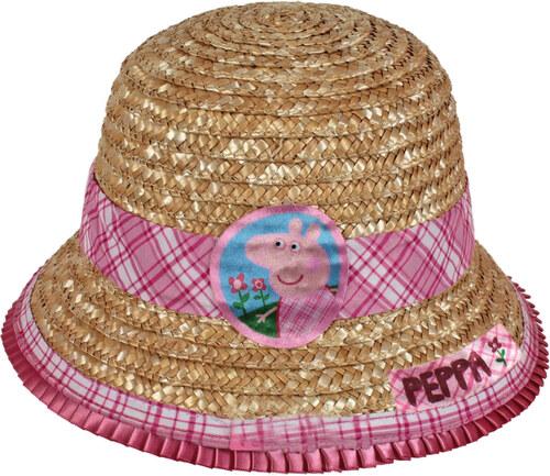 Disney Brand Dívčí slaměný klobouček Peppa Pig - Glami.cz f10f2f25be