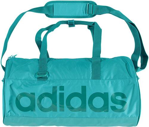 2e872cc419 adidas PERFORMANCE Zelená sportovní taška ADIDAS W Linp Performance Teambag  S