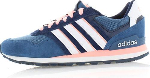 adidas NEO Dámské modré tenisky ADIDAS 10K W - Glami.cz 31df913c3bd