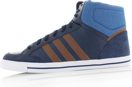 e87c0eb81e0 adidas NEO Pánské tmavě modré kotníkové tenisky ADIDAS Cacity MID ...