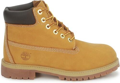 Timberland Kotníkové boty Dětské 6 IN PREMIUM WP BOOT Timberland ... 71d09ae375c