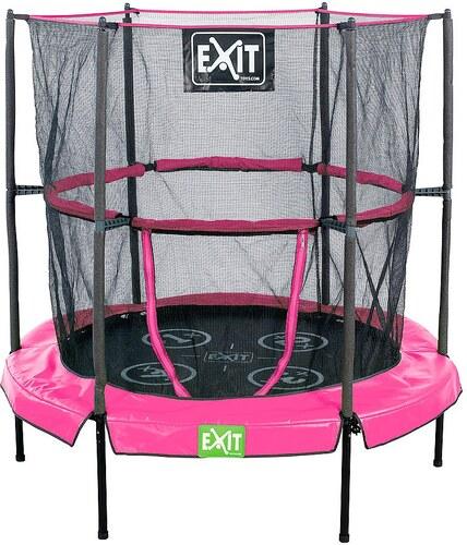 Trampolin »EXIT Bounzy Mini Trampoline« pink