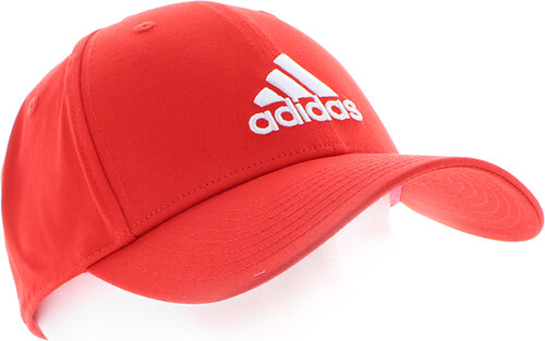 4a7763682d8 adidas PERFORMANCE Dámská červená kšiltovka ADIDAS Performence ...