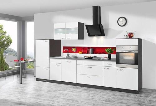 Küchenzeile mit E-Geräten »Dakota«, Breite 360 + 60 cm