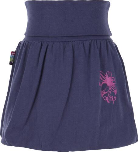 Loap Ili dívčí sportovní sukně modrá 110 116 - Glami.cz c438e24c90