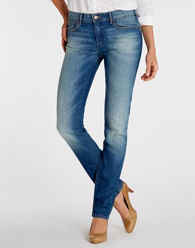 df37cfb361a Wrangler dámské kalhoty (jeans) Drew W24S9369X - Glami.cz