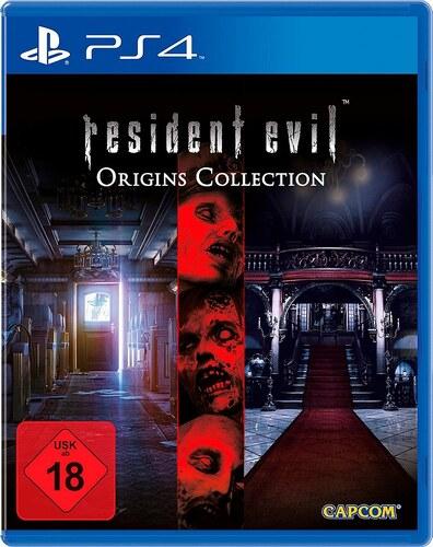 Resident Evil Origins Collection PlayStation 4