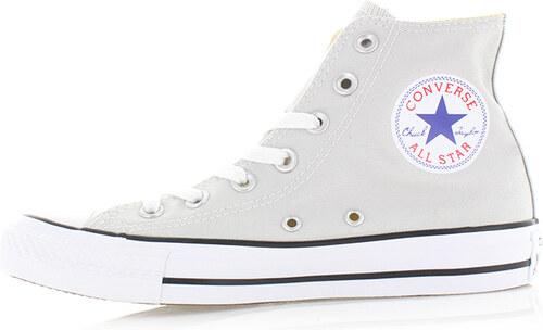 Converse Dámské šedé vysoké tenisky Chuck Taylor All Star - Glami.cz 83401b20e2