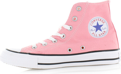 Converse Dámské světle růžové vysoké tenisky Chuck Taylor All Star ... 8622ea7638